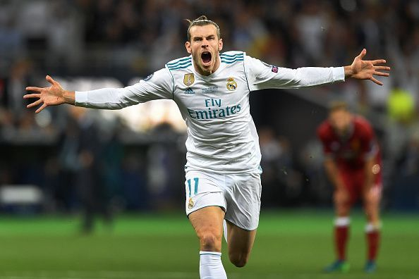 Real Madrid broke the world record transfer fee to bring in Gareth Bale in 2013