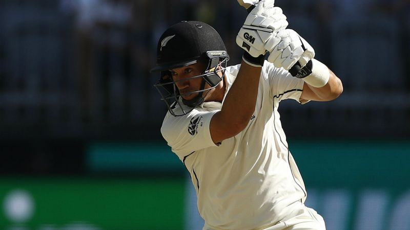 New Zealand batsman Ross Taylor