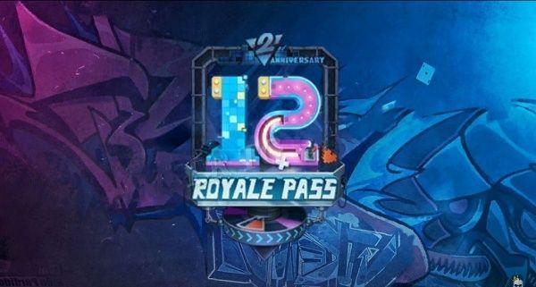 PUBG Mobile Season 12 Royale Pass