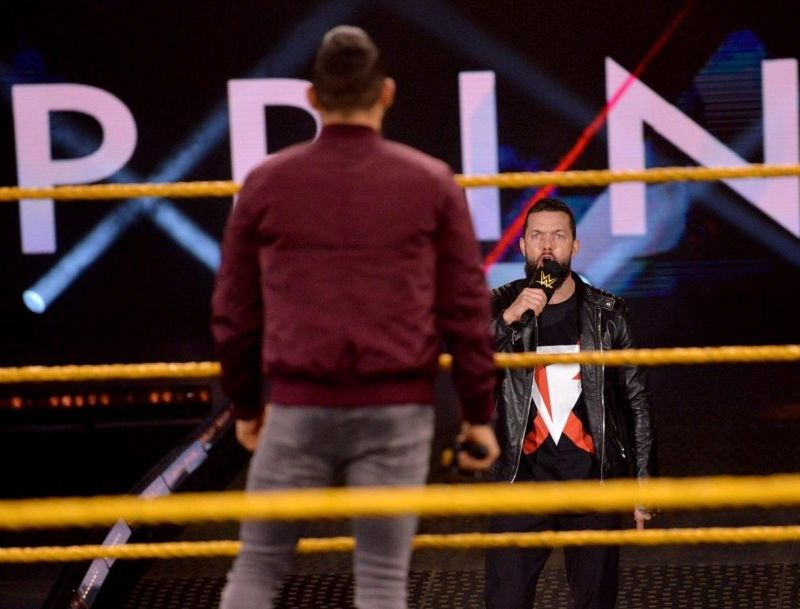 Gargano and Balor will likely meet at TakeOver: Portland