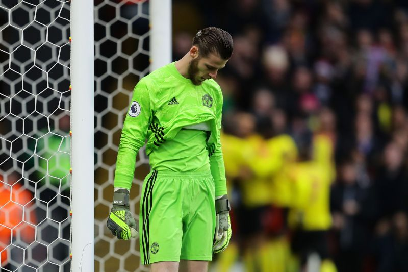 De Gea has to step up if United want to go through
