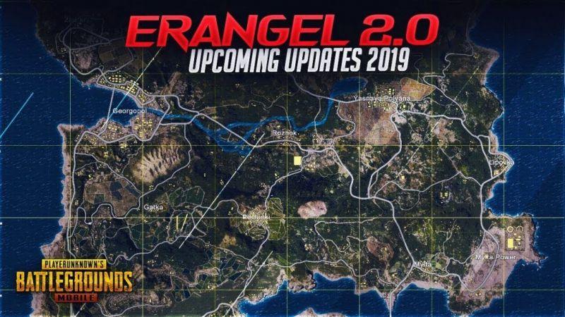 Erangel 2.0 Map