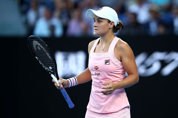 Ashleigh Barty is the top seed in this year