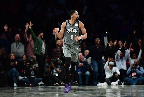 Spencer Dinwiddie is having a career-year with the Nets