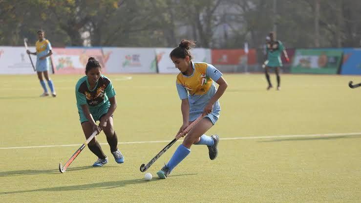 Haryana had won the U-21 girls tournament last year