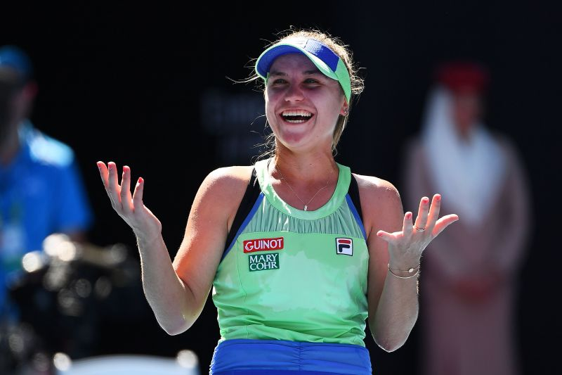 2020 Australian Open - Can Kenin win her first Major in her maiden appearance in the final?