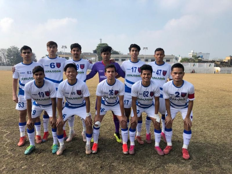 Odisha FC U18 Team