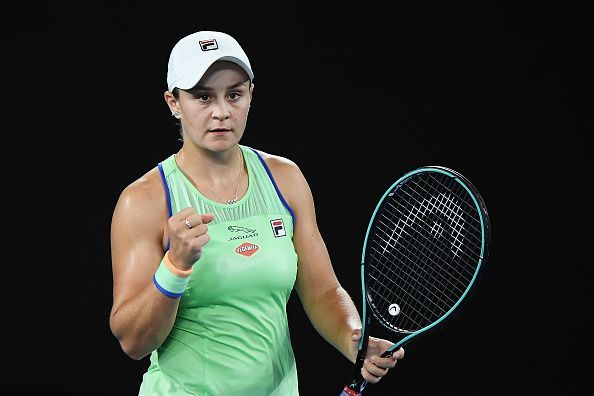 Ashleigh Barty will start as a heavy favourite