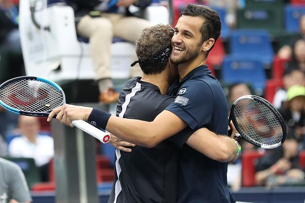 Pavic and Soares have been seeded 1 in doubles