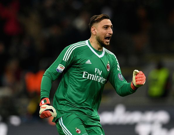 At just 20 years old, Gianluigi Donnarumma could prove to be truly great