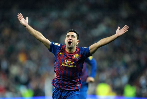 Xavi is one of the most decorated footballers of all-time
