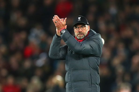 Jurgen Klopp has masterminded an incredible revival as Liverpool manager