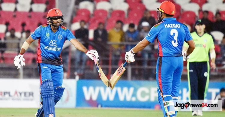 अफगानिस्तानी बल्लेबाज