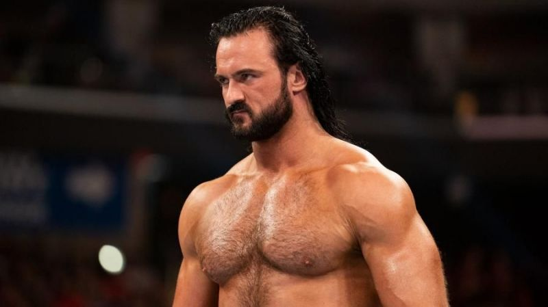 Drew McIntyre needs to be rewarded for his hard work
