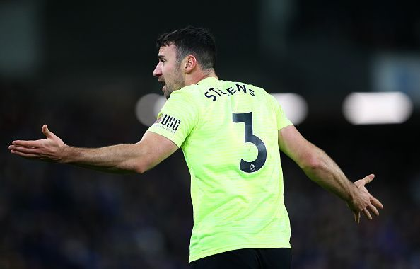 Stevens is surpassing expectations in the EPL this season