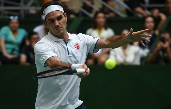 Roger Federer is just 6 titles shy of Connors
