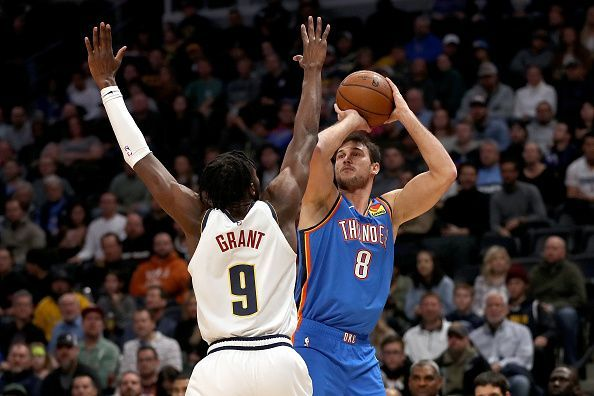 Danilo Gallinari is expected to be traded ahead of the trade deadline