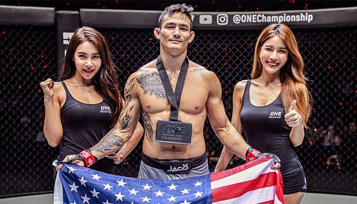 Thanh Le brings to ONE Championship a penchant for scoring incredible knockouts, as seen in his first two appearances for the promotion