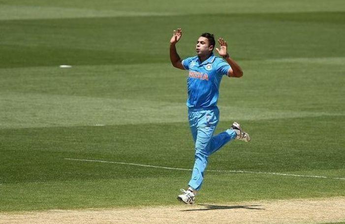 Stuart Binny produced a magical spell of 6 for 4 against Bangladesh.