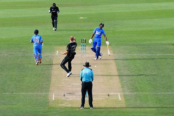 न्यूजीलैंड ए की बेहतरीन जीत