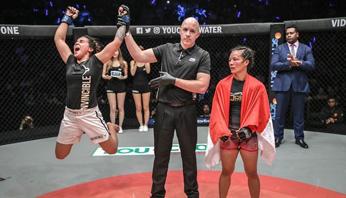 Tomar wishes to showcase her skills as an Indian mixed martial artist to the world, and in the process inspire the women back home to take up the sport as well
