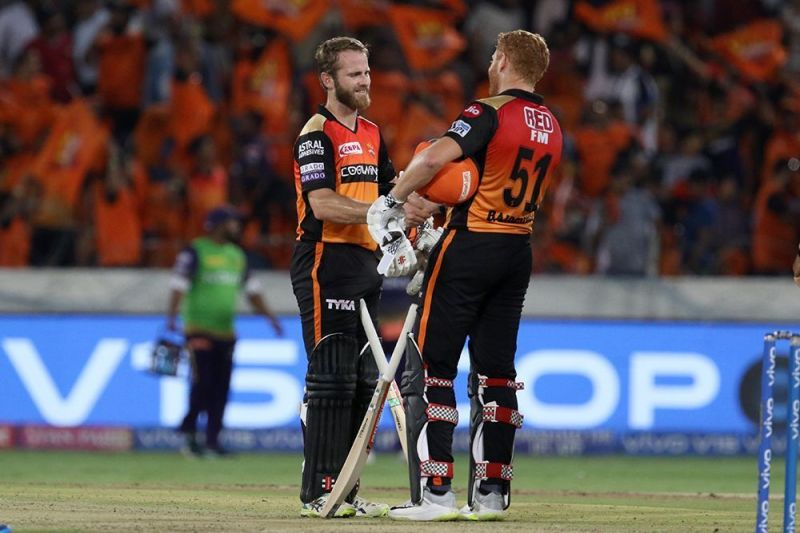 Kane Williamson and Jonny Bairstow will be important for SRH