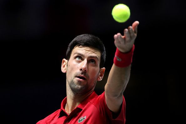 Djokovic has traditionally done well against big-serving opponents.