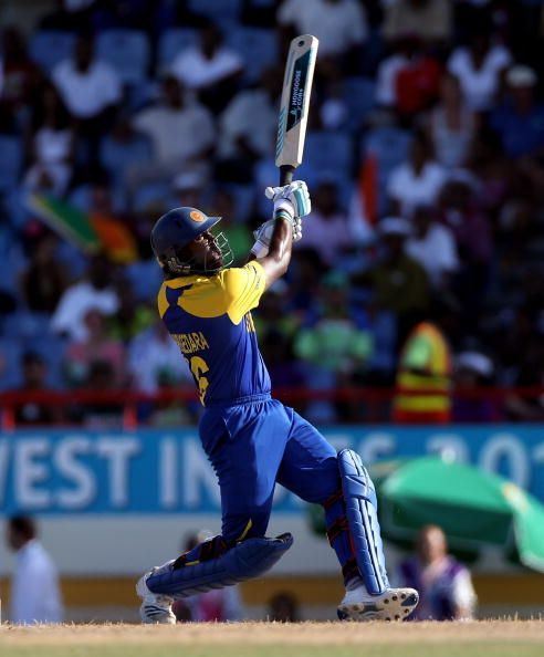 Chamara Kapugedera moment of glory knocked India out of the WT20