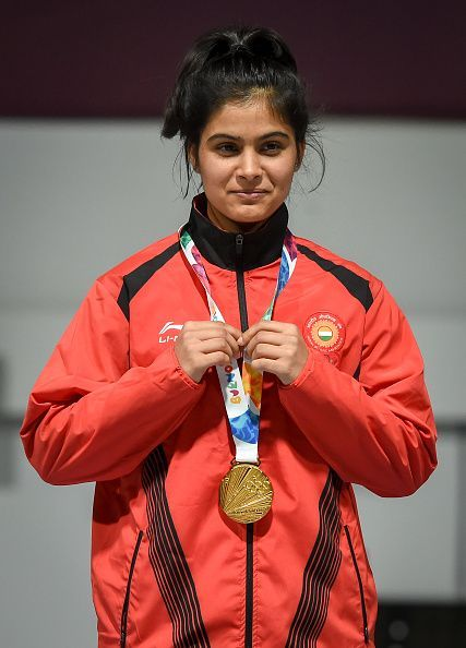 Manu Bhaker: The New Indian Shooting Star