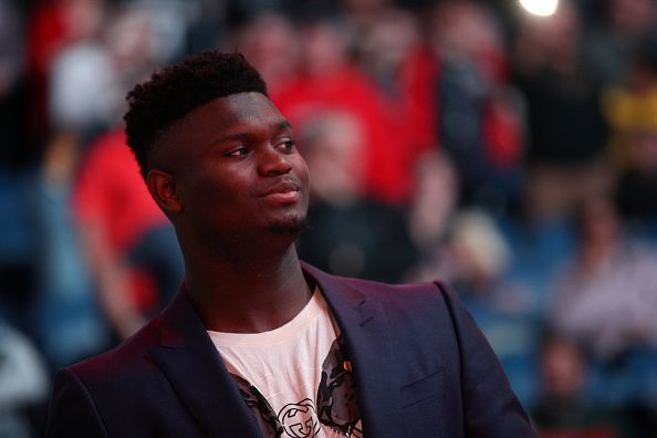 Zion Williamson has yet to make his NBA debut