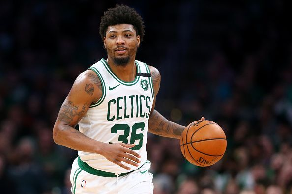 The Boston Celtics have made a winning start to the new year