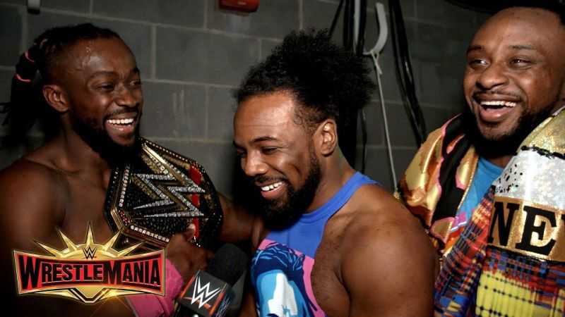 Will another member of The New Day get their first shot at a major title this year?