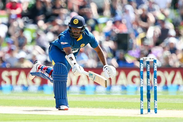 Danushka Gunathilaka will open the innings for Sri Lanka