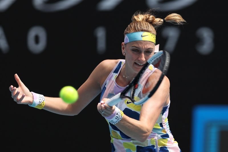 A lot will depend on the consistency of Kvitova