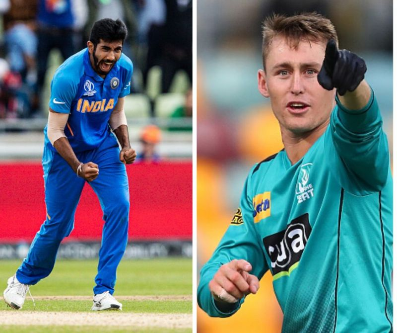 Jasprit Bumrah vs Marnus Labuschagne will be a battle to watch out for!