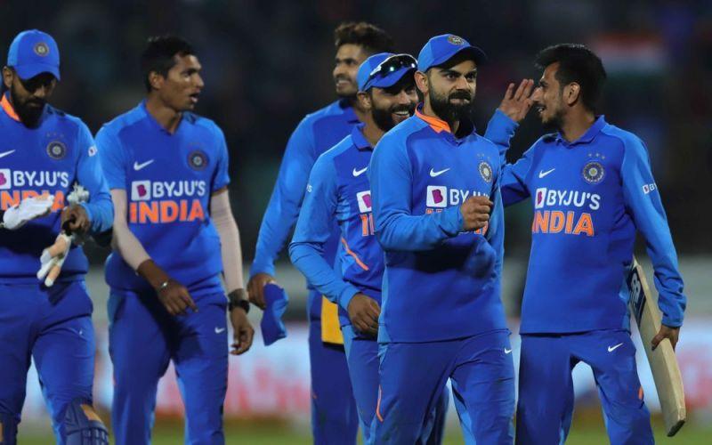 भारत  vs ऑस्ट्रेलिया (Photo-BCCI)