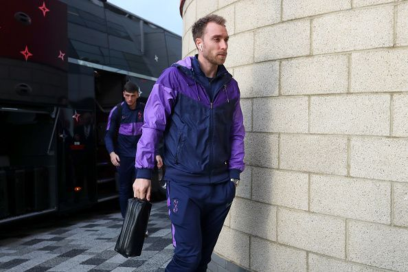 Eriksen wants to leave Tottenham this month and Barcelona have expressed a desire to sign the playmaker.