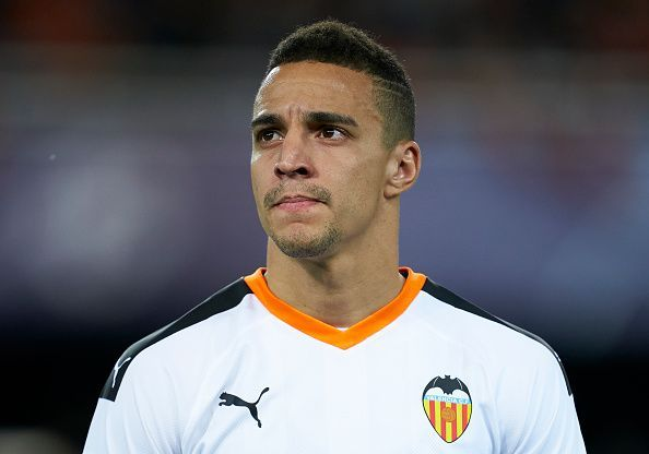 Barcelona want Rodrigo on a short-term loan deal.