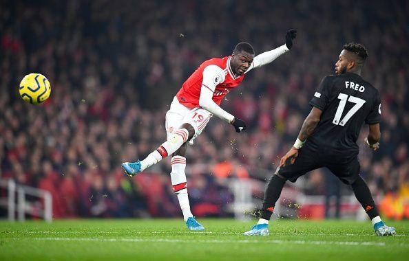 Nicolas Pepe was Arsenal