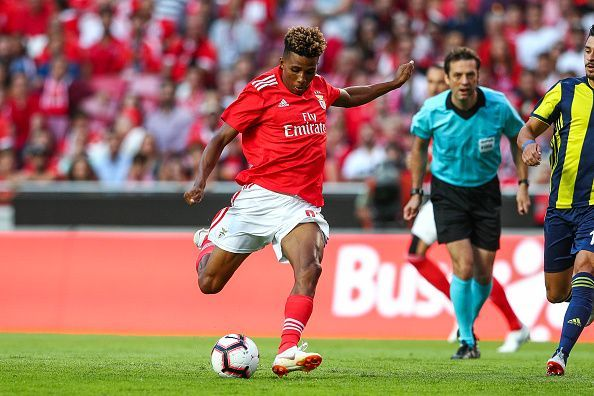 Is Gedson Fernandes on his way to Tottenham?