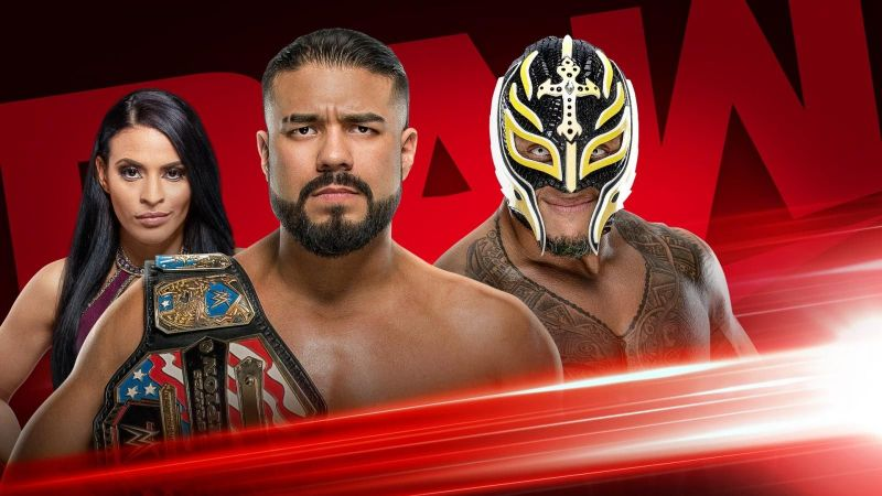 Will Andrade retain his coveted US Championship?