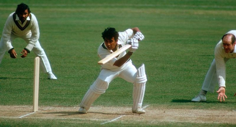Sunil Gavaskar being unbeaten at stumps was an assurance for Indians