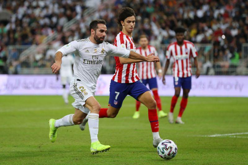 Real Madrid vs Club Atletico de Madrid - Supercopa de Espana Final