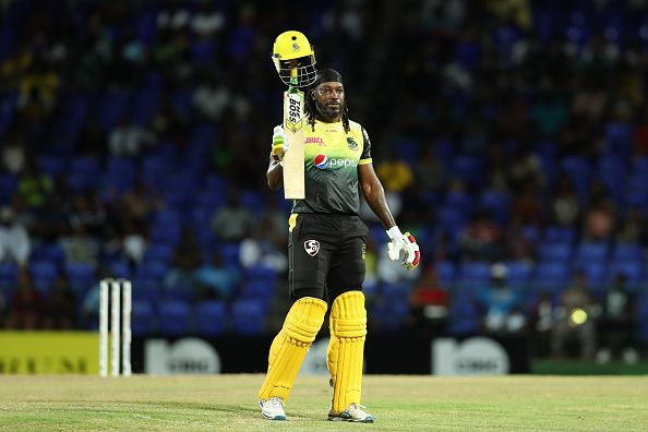 Chris Gayle believes that he is getting better with age and he still has a lot to offer in cricket.