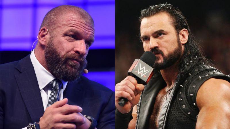 Triple H had big praise for The Scottish Psychopath!