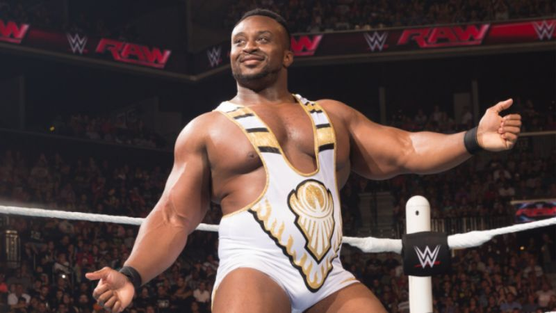 Big E is a key member of The New Day