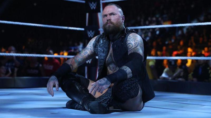 Aleister Black vs Seth Rollins is a money match.