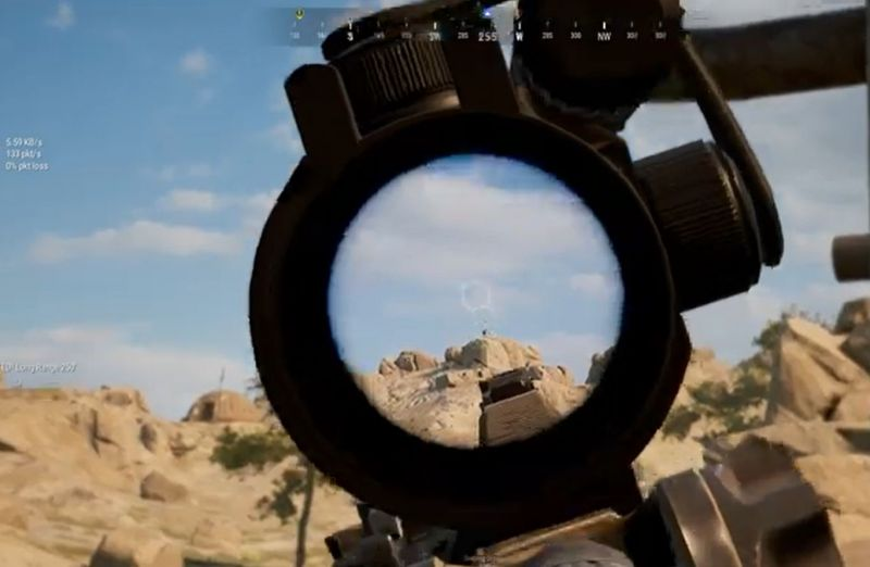 Scopes above 2x are hard to find