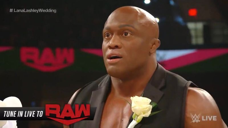 Bobby Lashley was supposed to marry Lana