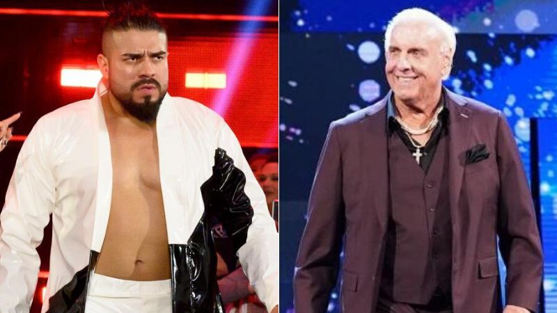 Ric Flair will soon be Andrade